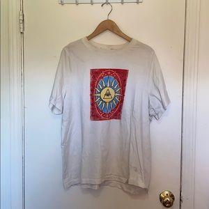 Plus size Daisy Street t shirt tarot astrology